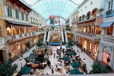 Miten olisi shoppailuloma Dubaissa?