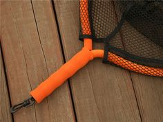 FishMX Orange Foam Cover Floating Trout Net – FishMX Fishing Tackle Manufacturer This Floating Trout Net features a Orange Hi-vis Foam cover aluminum frame with an oversized, extra deep rubberized mesh netting. It has built in elastic cord retainer with a clip. It's ideal for float tubing still waters as well as rivers.
