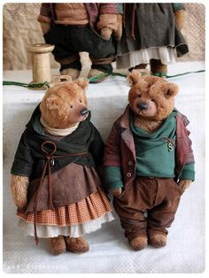 collectible teddy bear olena forest collection on total show munster