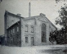 Main factory building @ Ząbkowska St