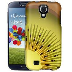 Samsung Galaxy S4 Cute kiwi Slice Slim Case