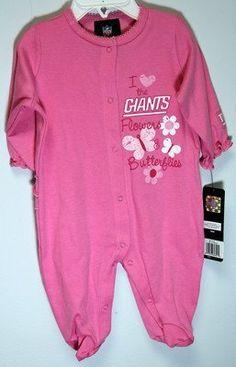 New York Giants Baby Pink Sleep And Play Bodysuit 0-3 Months by NFL, http://www.amazon.com/dp/B008BHY78K/ref=cm_sw_r_pi_dp_e8ICqb03GA90A