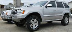 Maniac4x4.co.za jeep grand cherokee wk side
