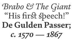 also adore @fontsmith #fsbrabo (& the specimen by @thecounterpress)! #fontoftheyear via @typographHer