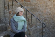 The hand woven and hand knitted Balmuir Kid Mohair Scarves are made of the first hair of an angora goat, which provides a unique softness and warmth. Winter Accessories, Spring Colors, Scandinavian Style, Stay Warm, Color Pop, Winter Outfits, Winter Fashion, Scarves, Colours
