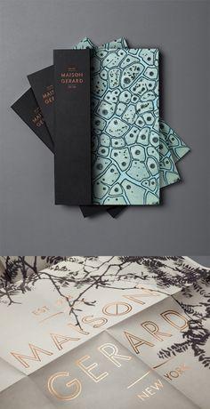 04-maison-gerard-mother Menu Design, Layout Design, Print Design, Design Design, Logo Design, Brochure Design, Branding Design, Identity Branding, Corporate Design