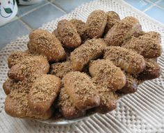 10 Greek Food Traditions of Christmas: Melomakarona Cookies - the Spices of the Season