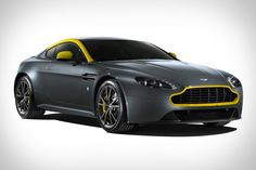 Aston Martin V8 Vantage N430 - This is the latest special-edition ride from the British automaker, and as such includes some pretty special features, beginning with the 4.7L V8 pumping out 430 hp — as much as the Vantage S — good for a top speed of 190 and a 0-60 time of just 4.6 seconds!