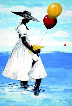 jonathan green, artist | Jonathan Green | JONATHAN GREEN - ART | Pinterest