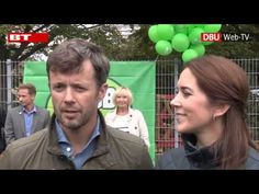 """Frederik & Mary  open the Mary Foundations latest project """"Club Trick"""" (..."""