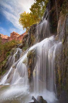 Navajo Falls autumn | Flickr - Photo Sharing!