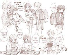 Geek Stuff, Cute, Drawings, Anime Characters, Anime Art, Hipster Stuff, Geek Things, Kawaii, Sketches