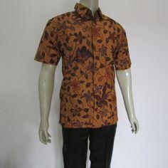 batik pria model lengan pendek terbaru murah dan modern 4dcc9b4a55