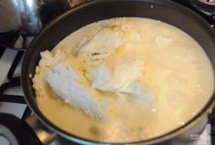 Delicious homemade hard cheese for a very simple recipe - Happy format Mashed Potatoes, Easy Meals, Dairy, Cheese, Homemade, Ethnic Recipes, Food, Whipped Potatoes, Home Made