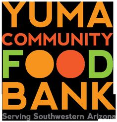 The Yuma Community Food Bank's Mission is to relieve hunger, increase self-reliance and improve the quality of life for children and families throughout Southwestern Arizona.