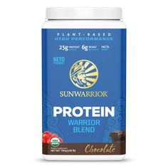 The next generation in plant-based protein is here, breaking through the constraints of other protein powders. Warrior Blend is an easily digestible, nutrient filled superfood perfect for anyone who wants to amplify their health and fitness. Medium-chain triglycerides from coconut then join this dynamic fusion to creat