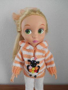 Hračky - Paťka - oblečenie pre bábiku - 6775247_