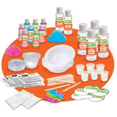 Clear Glue Slime, Slime No Glue, Diy Tie Dye Kit, Barbie Coloring Pages, Recovery, Students, Packing, Classroom, Key