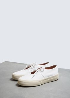 Dries Van Noten Platform Sneaker
