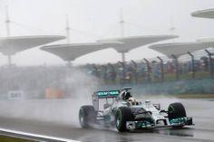 Fotos GP de China F1 2014