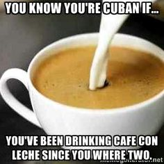 You know you're cuban if. ..