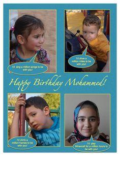For Mohammed 2015
