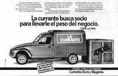 PRUEBA: CITROËN DYANE 6-400 MIXTA - PIEL DE TORO - LA WEB DE LOS COCHES CLASICOS