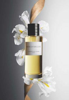 Packshot Dior - Bois d'argent Photographe - Guido Mocafico Styliste florale - Amy Humphreys