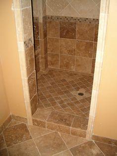 Tile Shower Stalls