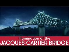 Illumination of the Jacques Cartier bridge http://luxuswatches.ru/2017/04/27/illumination-of-the-jacques-cartier-bridge/