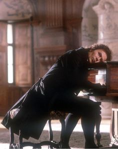 Immortal Beloved ~ with Gary Oldman,  one of my most favorite actors.