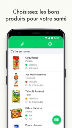 Mes 8 applications favorites   Écolo & Pratiques   Applications, Mobile Application, Appris, Natural Health, Custom In, Food