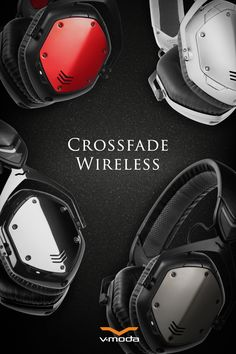 """Our best sounding analog wired over-ear yet... that also has a wireless mode"" -Val Kolton, V-MODA CEO"