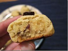 Cherry-Walnut Almond Flour Cookies.