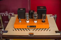 Triode Lab MII Parallel SE Mono Pair for sale. These were the actual amps described in the Wall. Valve Amplifier, Radio Design, Wall Of Sound, Vacuum Tube, Columbia, Washington, Channel, Shop, Handmade