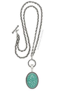 COZUMEL necklace! Wear it short or long. The pendant is also reversible!!! Rebekah Snider, Premier Designs Jewelry 757-635-4949 Premier757@gmail.com Facebook: Premier Designs 757 http://Rebekah.MyPremierDesigns.com/