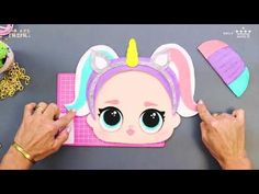1 million+ Stunning Free Images to Use Anywhere Foam Crafts, Diy And Crafts, Crafts For Kids, Funny Birthday Cakes, Doll Videos, Paper Dolls Printable, Lol Dolls, Unicorn Party, Felt Animals