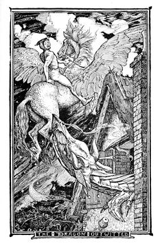 Henry Justice Ford - The pink fairy book, edited by Andrew Lang, 1897 (illustration 1)