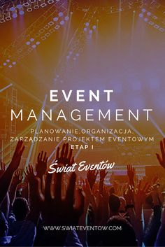 Event Management Training - Phase I