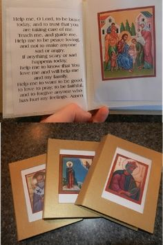 {Editable} Orthodox Prayer Book for Children