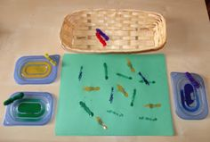 Early Childhood Education * Resource Blog: Caterpillar Painting!