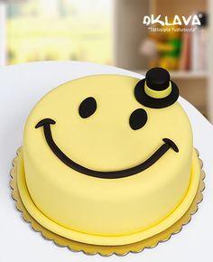 Mutlu Yüz Erkek Pasta size ve sevdiklerinize özel pastalar. Ürün fiyatı ve detayları için tıklayınız. Veya 0212 503 43 73 telefon numaramızdan arayınız.