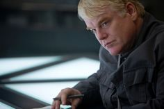 Plutarch Heavensbee in The Hunger Games #explorer #archetype #brandpersonality