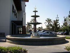 1887 Plaza Park fountain in Old Towne Orange by Daralee's Web World photos, via Flickr