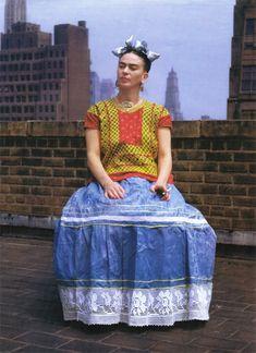 El armario de Frida Kahlo