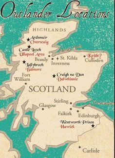 Outlander Scotland