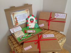 Magical Christmas Themed ELF Door Gift Box (perfect for elf on a shelf) Magical Christmas, Christmas Elf, Christmas Themes, Santa Key, Elf Door, Santa's Magic Key, Magic Reindeer Food, A Shelf, Beautiful Hands