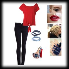 """""""Look Nº 67"""" by laurydz on Polyvore"""