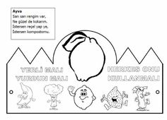 Classroom Activities, Coloring Pages, Malta, Diy And Crafts, Preschool, Education, Black White, Corona, Crafting