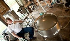 Home Brewing - Need a Beer? Hit the Basement - NYTimes.com